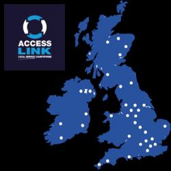 AccessLink-Map